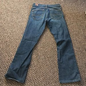 Red Engine Jeans - 28